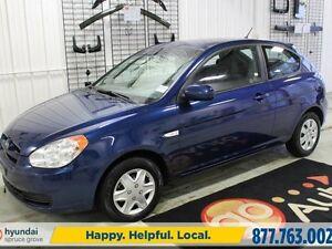 2011 Hyundai Accent SE HATCHBACK - A/C - AUTO - CRUISE - NO FEES