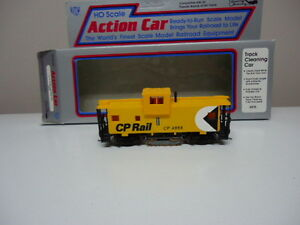 Track Cleaning Car