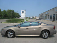 LOW KMs 142900 !!!2006 PONTIAC GRAND PRIX