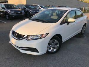 2015 Honda Civic Sedan 2015 Honda Civic Sedan - 4dr Auto LX