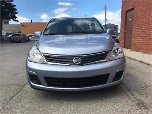 2011 Nissan Versa 1.8 HB, AUTO, CERTIFIED, GAS SAVER! CERTIFIED!