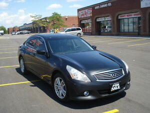 2011 INFINITI G37X WITH BACK UPCAM ***DRIVES GREAT!! MUST SEE!!!