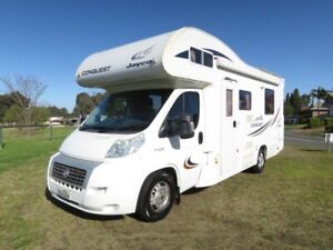 Jayco Conquest 23-5 - ISLAND BED – AUTO Glendenning Blacktown Area Preview