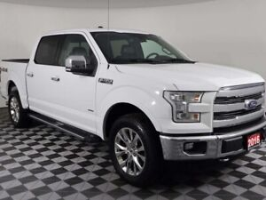 2016 Ford F-150 w/20 INCH CHROME WHEELS, NAVIGATION, HEATED AND