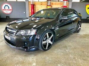 2009 Holden Commodore VE MY10 SS-V Black 6 Speed Automatic Sedan Fyshwick South Canberra Preview