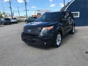 2011 Ford Explorer Limited AWD *Leather/Nav/Reverse Camera*