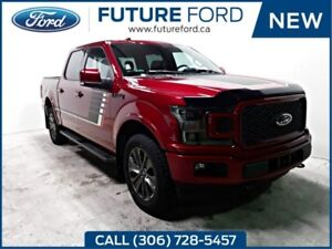 2018 Ford F-150 Lariat TWIN PANEL MOONROOF SPECIAL EDITION PACKA