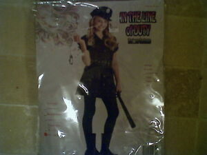 Preteen Costume-In the line of duty