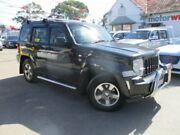 2009 Jeep Cherokee KK MY09 Sport Black 5 Speed Sports Automatic Wagon Gepps Cross Port Adelaide Area Preview