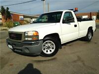 2006 GMC Sierra 1500 SL V6 GAS SAVER **ONLY 98KM!!**