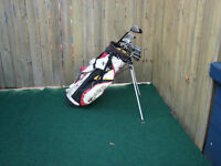 Men's Right Hand 15 pcs Golf sets with Taylormade golf bag