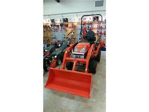 For Rent - Kubota BX25 Tractor Loader Backhoe