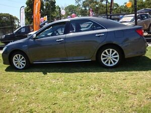 2013 Toyota Aurion GSV50R Prodigy Graphite 6 Speed Sports Automatic Sedan Dandenong Greater Dandenong Preview
