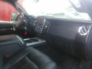 Wanted 2015 F350 Lariat Dash Complete