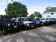 2012 Toyota Landcruiser VDJ79R MY12 Update GX (4x4) White 5 Speed Manual Cab Chassis Roselands Canterbury Area Preview