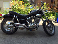 Virago 535  ***VERY LOW MILEAGE***