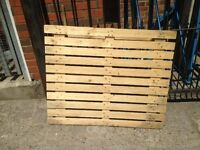 Selected Free Wooden Pallets
