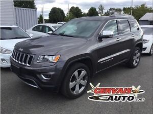 Jeep Grand Cherokee Limited 4x4 Cuir Navigation Toit Ouvrant MAG