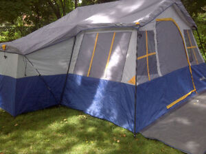 """Broadstone """"Manitou"""" 10-man tent, $150 or best offer!"""