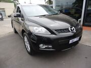 2007 Mazda CX-7 ER1031 MY07 Classic Black 6 Speed Sports Automatic Wagon Alphington Darebin Area Preview