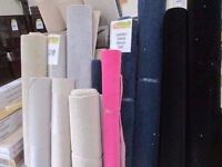 *****BARGAIN*****CARPET ROLL ENDS & LARGE OFFCUTS FROM ONLY ****£10****