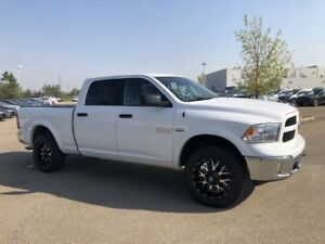 2018 Ram 1500 Outdoorsman 4x4- Aftermarket Rim/Tire Package