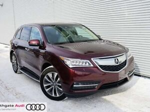 2016 Acura MDX AWD, NAVIGATION, BACKUP CAMERA, ADAPTIVE CRUISE C