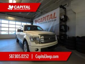 2013 Ford F-150 Platinum | Nav | Sunroof | leather | EcoBoost |