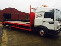 Renault S150 Midliner Beaver Tail Lorry Year 1999