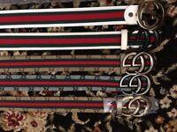 Designer Belts ( gucci) ( lv) ( herme)