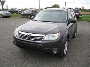 2009 Subaru Forester X Limited *Certified & E-tested*