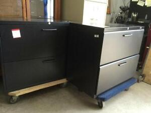 Lateral 2 Drawer File Cabinets