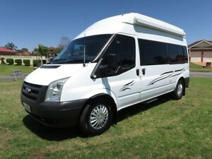2008 KEA Freedom Ford Transit Motorhome Glendenning Blacktown Area Preview