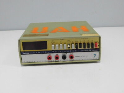 Simpson Digital Multi-meter 464 Series 2