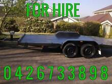 Special K Car Float Car Trailer For hire car trailer rental Hornsby Hornsby Area Preview