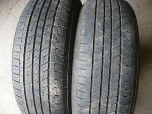 Two 235-65-17 tires $90.00