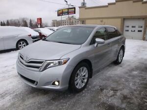 Toyota Venza Limited 2016 Limited-Cuir-Navi-AWD-ToitPano a vendr