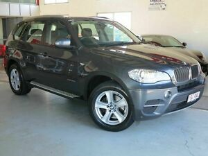 2013 BMW X5 E70 MY1112 xDrive30d Steptronic Grey 8 Speed Sports Automatic Wagon Albion Brisbane North East Preview