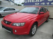 2004 Holden Crewman VY II Cross 8 Red 4 Speed Automatic Utility Greenslopes Brisbane South West Preview