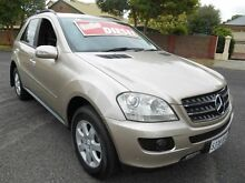 2006 Mercedes-Benz ML W164 320 CDI Luxury (4x4) Gold 7 Speed Automatic G-Tronic Wagon Nailsworth Prospect Area Preview