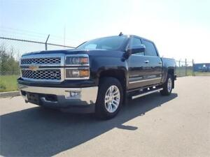 2015 Chevrolet Silverado 1500 LTZ 4X4 $0 Down Only $250 B/W