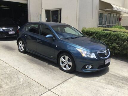 2011 Holden Cruze JH MY12 SRi 6 Speed Automatic Hatchback Maroochydore Maroochydore Area Preview
