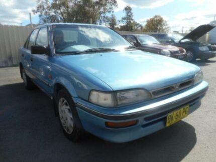 1994 Holden Nova LG SLX LTD Blue 5 Speed Manual Sedan Edgeworth Lake Macquarie Area Preview
