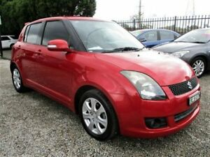 2009 SUZUKI SWIFT RE4 5D HATCH, 5 SPEED MANUAL, REGO, SPORTY, SERVICED!!! North St Marys Penrith Area Preview