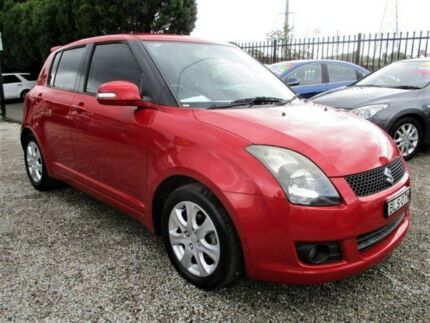 2009 SUZUKI SWIFT RE4 5D HATCH, LONG REGO, SPORTY, JUST SERVICED! Penrith Penrith Area Preview