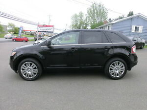 2010 Ford Edge Limited Suv AWD Leather Moonroof SPOTLESS