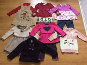 Warm Sweater Dresses & Sets for 18-24 months Girl
