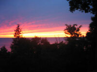 Bayfield Waterfront Lot