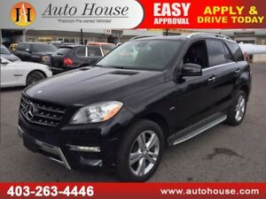 2012 Mercedes Benz ML350 BLUETEC NAVIGATION BACKUP CAMERA