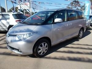 2008 Toyota Tarago ACR50R GLi Silver 4 Speed Automatic Wagon Gepps Cross Port Adelaide Area Preview